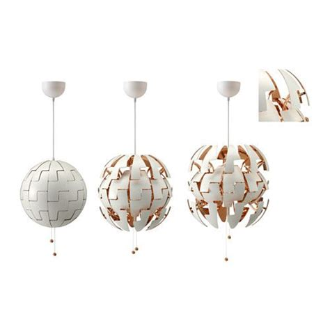 Ikea Ceiling Light Fittings by Ikea Ps 2014 H 228 Ngeleuchte Wei 223 Kupferfarben