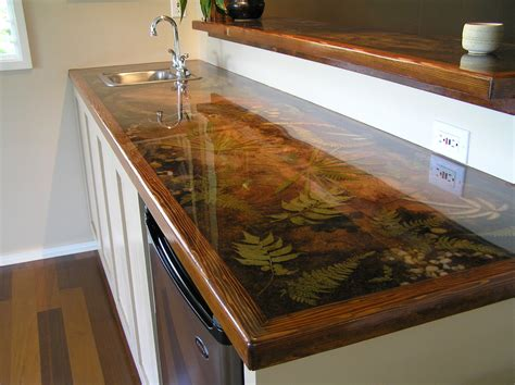 Custom Resin Countertop … Pinteres…
