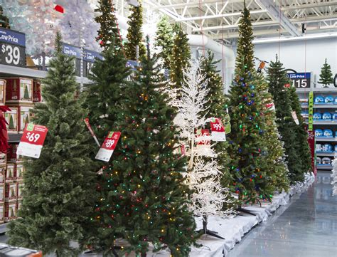 walmart christmas tree prices christmas decore