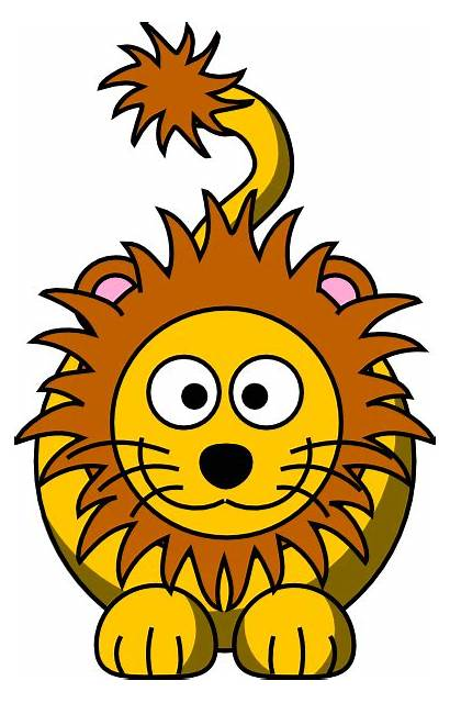 Lion Clip Clipart Clipartpanda Face Cartoon Powerpoint