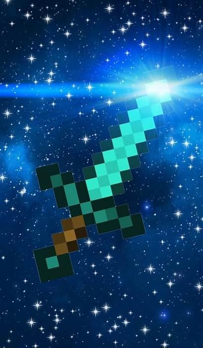 Minecraft Zedge Diamond Sword