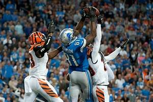 Calvin Johnson Will Go Down As One Of The Nflu002639s All Time