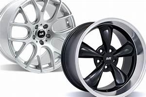 Mustang Wheel  U0026 Tire Guide  Sn95  U0026 New Edge