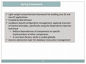 Java Dependency Injection Frameworks