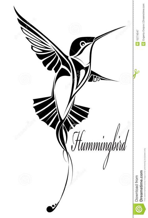 Tatuajes De Colibri Con Flores Blanco Y Negro - Vernajoyce
