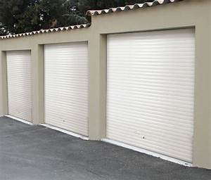 Porte de garage enroulable manuelle a tirage direct tous for Porte garage enroulable manuelle