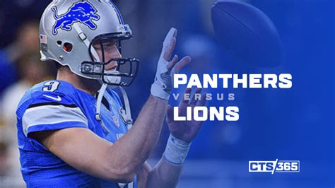 carolina panthers  detroit lions     nfl
