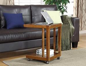 Completely real wood bed a few beautiful type sofa side for Movable coffee table