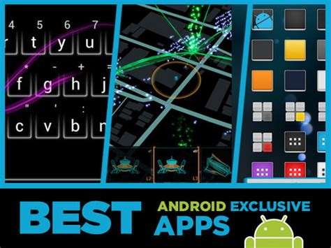 Best Androidonly Apps You Can't Find On Iphone