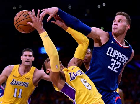 los angeles clippers blake griffin continues