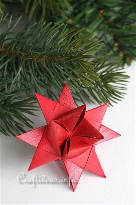 Christmas Paper Crafts  Learn How To Make A German Paper