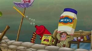 SpongeBob Squarepants Food Fight Sabaton The Lost
