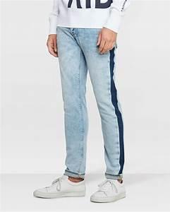 Jeans mit streifen herren