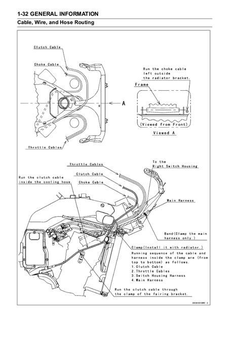 2003 kawasaki zx1200b2 zx 12r service repair manual