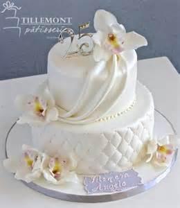 wedding anniversary cakes patisserie tillemont - Gateau Anniversaire De Mariage