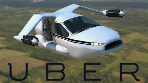 Uber Hires Nasa To Invent Flying Cars