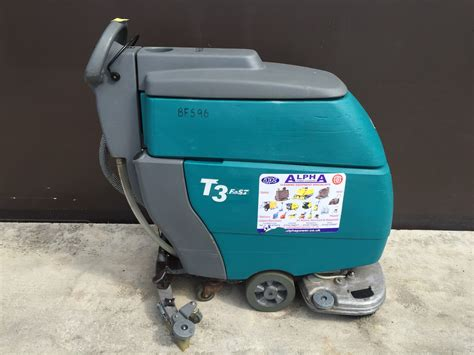 tennant floor scrubber t3 ex hire tennant t3 battery floor scrubber drier alpha