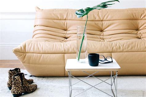 canapé contemporain ligne roset canap togo ligne roset le bon coin meuble de salon