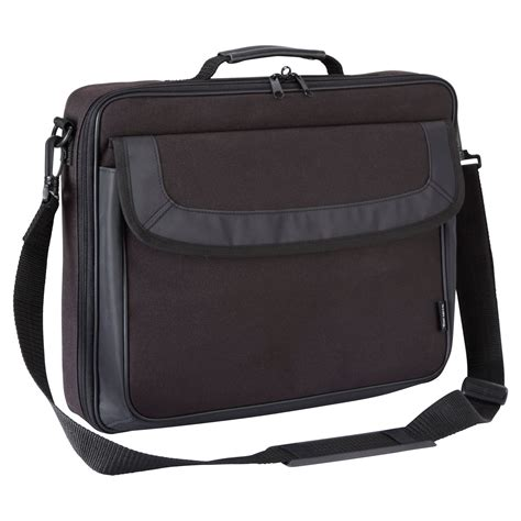 "Classic 15-15.6"" Clamshell Laptop Bag - Black"
