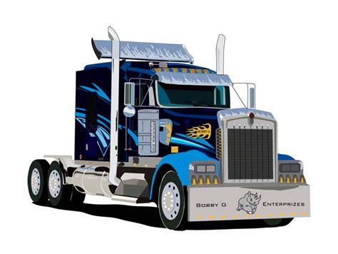 Semi Truck Clipart Semi Truck Clipart Clipart Suggest