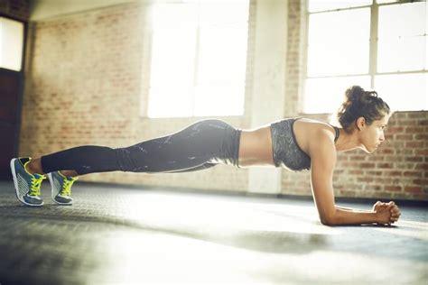 planking  plank varianten fuer eine starke mitte