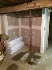 basement post rooms