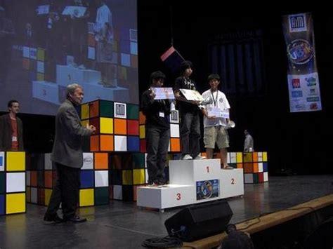 World Rubik's Cube Championship 2009