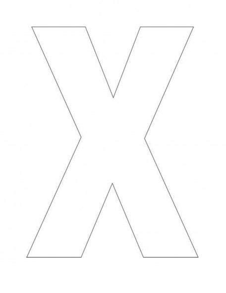 alphabet letter  template  kids alphabet