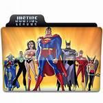 Justice League Icon Folder Icons Deviantart Series
