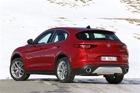 alfa romeo launches new stelvio suv in europe check it out in gallery w video carscoops
