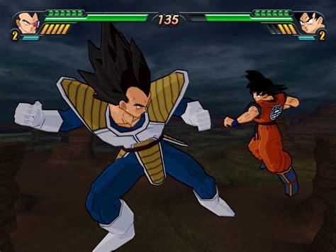 Dragon Ball Z Budokai Tenkaichi 3 Screenshots Page 2 Wii