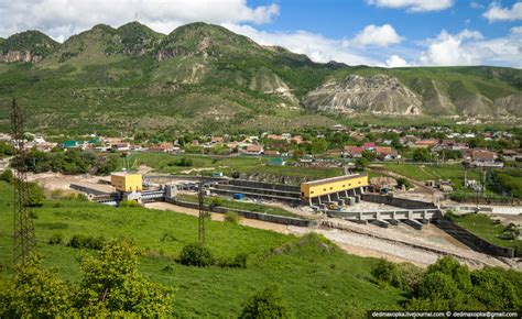 Ингур ГЭС возобновила работу — Новости политики Новости Большого Кавказа — EADaily