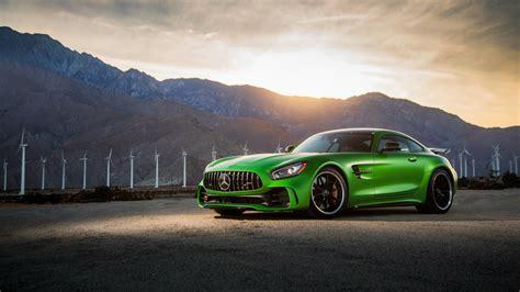 2018 Mercedes Amg Gt R 4k 2 Wallpaper Hd Car Wallpapers