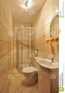 Banheiro Telhado Pequeno Foto De Stock  Imagem De