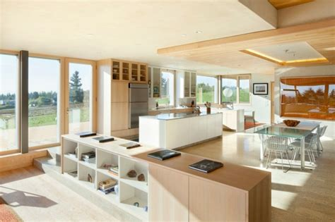 Offene Wohnküche Grundriss by Energiesparhaus Die Passive Sonnenenergie Effizient Nutzen