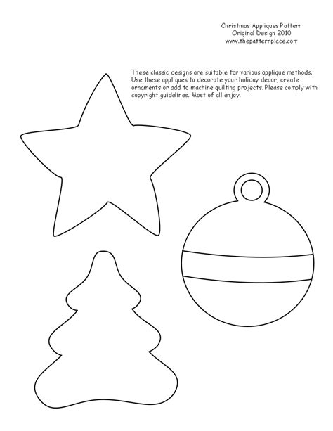 patterns for christmas cutouts printable ornament patterns the pattern place free patterns printables
