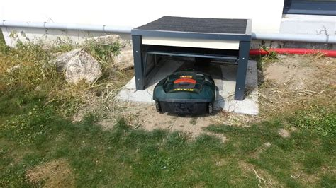 Garage Für Automower 315 by Garage Automower Doovi