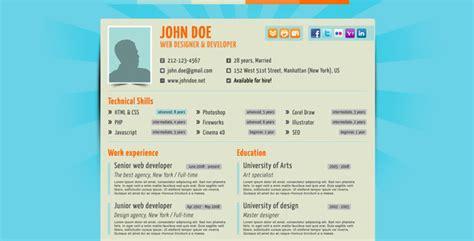 Your No1 Online Resume (bonus Iphone & Pdf Theme) Html