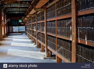 South Korea, South Gyeongsang Province, Haein Buddhist ...
