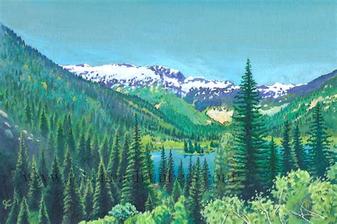 pacific northwest landscape pacific northwest landscape by johannachambers on deviantart