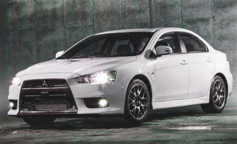 2015 Mitsubishi Evolution by 2015 Mitsubishi Lancer Evolution X Mr Review