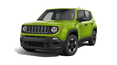 hyper green jeep jeep renegade range renegade suv models jeep uk