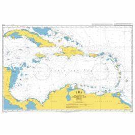 Maptech Chart Books Admiralty Chart 4402 Caribbean Sea