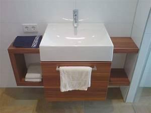 Konsole Für Waschbecken : badezimmer unikate mit pers nlichkeit ~ Markanthonyermac.com Haus und Dekorationen
