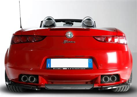 Alfa Romeo Sport by Alfa Romeo Gtm Spider By Zatti Sport Un Air De Future Gta