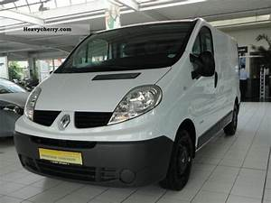 Trafic Dci 115 : renault trafic 2 5 dci 115 l1h1 2009 box type delivery van photo and specs ~ Maxctalentgroup.com Avis de Voitures