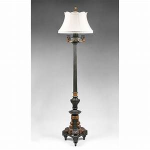 floor lamp modern shades ikea chrome metal cast iron With floor lamp quote