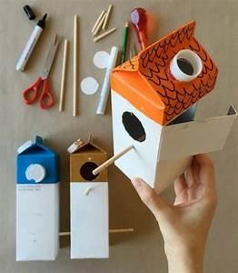 Oiseaux Decoration Exterieur : 1001 tutoriels et super id es pour une activit cr ative de printemps ~ Melissatoandfro.com Idées de Décoration