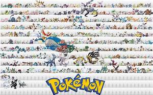 7 Best Images of Pokemon Height Chart - Pokemon Height ...