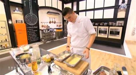 m6 cuisine top chef top chef charles gantois est pass 233 en derni 232 re chance